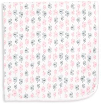 Royal Baby Printed Pima Cotton Receiving Blanket