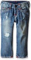 True Religion Kid's Geno Color Combo Super T Jeans