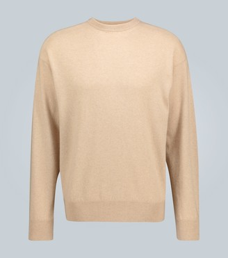 Baby cashmere pullover knit
