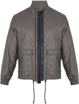Maison Margiela Lightweight triple-zip jacket