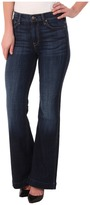 7 For All Mankind Tailorless Ginger in Royal Twill (Short Inseam)