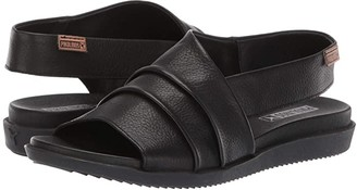 PIKOLINOS Antillas W0H-0810BG (Black) Women's Shoes