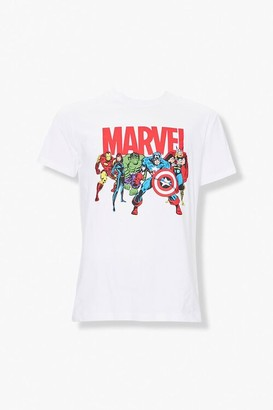 Forever 21 Marvel Graphic Tee