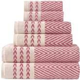 Enchante Home Salina Turkish Towel Set (6 PC)