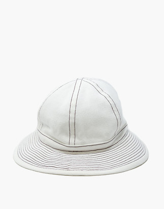 Madewell WYETH Denim Saylor Bucket Hat