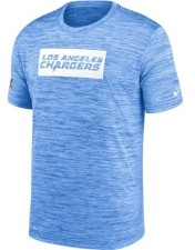 Nike Los Angeles Chargers Men's Legend Velocity Training T-Shirt