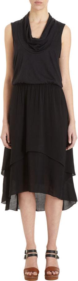 Ella Moss Cowl Neck Dress