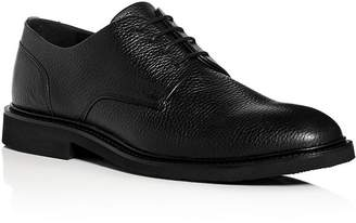 HUGO BOSS Men's Atlanta Pebbled Leather Derby Oxfords - 100% Exclusive