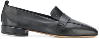 Gray Matters Square Toe Loafers