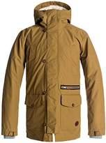 Quiksilver Men's Sedona 2 In 1 Winter Snow Jacket