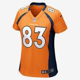 Nike NFL Denver Broncos Game Jersey (Wes Welker) Women's Football Jersey