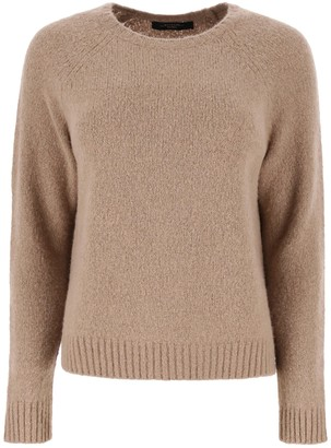 Max Mara Crewneck Sweater
