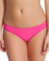 Tory Burch Laurito Solid Hipster Swim Bottom