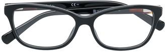Pierre Cardin Square-Frame Glasses