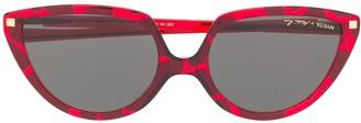 Mykita Sos Giraffe sunglasses