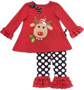 Rare Editions Baby-Girls Infant Dot L...