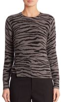 Marc Jacobs Tiger Striped Sweater