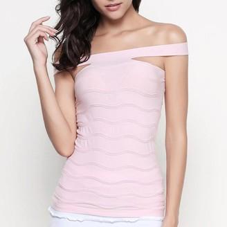 Pink Label Xenia Halter Tank