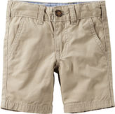 Carter's Khaki Shorts - Preschool Boy 4-7