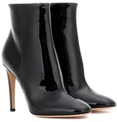 Gianvito Rossi Dree patent leather ankle boots