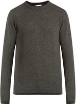 Raey Double-trim cashmere sweater