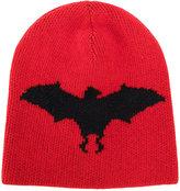 Gucci Bat intarsia hat