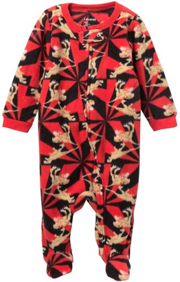 Leveret T-Rex Fleece Sleeper