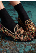 Jeffrey Campbell x Free People Womens CROWN JEWELS LOAFER