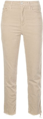 Trave Denim Harper cropped jeans
