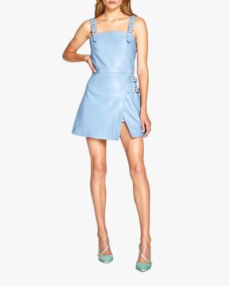 Alice McCall The Way Leather Mini Dress