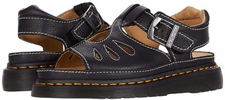 Dr. Martens Castillo (Black) Women's Shoes