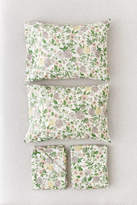 Urban Outfitters Amara Floral Sheet Set