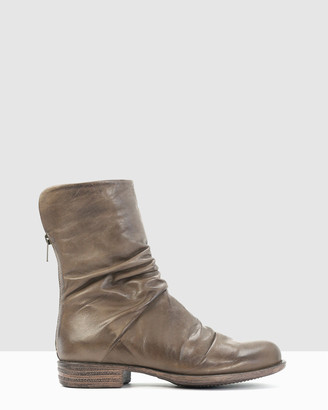EOS Women's Brown Ankle Boots - Wilp - Size One Size, 39 at The Iconic