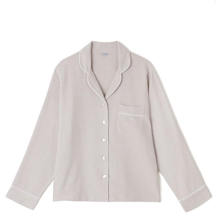 Jigsaw Sara Chevron Pyjamas Cotton