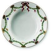 Royal Copenhagen Star Fluted Rimmed Soup Plate