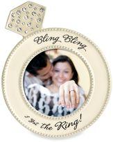 "Bed Bath & Beyond ""Bling Bling"" Bridal Wedding Photo Frame"