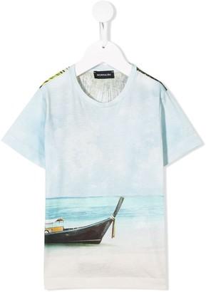 MonnaLisa hawaii T-shirt