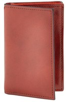Bosca Men's 'Old Leather' Gusset Wallet - Brown