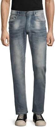 Buffalo David Bitton Evan X Slim Straight Stretch Jeans