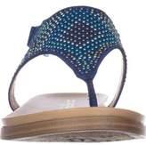 Naturalizer Womens Kelsie Fabric Open Toe Casual Slingback Sandals.