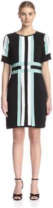 Beatrice. B Women's Ribbon Front Dress