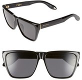 Givenchy Women's 58Mm Sunglasses - Black/ Grey