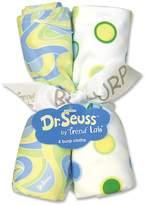 "Trend Lab Dr. Seuss ""Oh, the Places You'll Go!"" 4-pk. Burp Cloth Bouquet by Blue"
