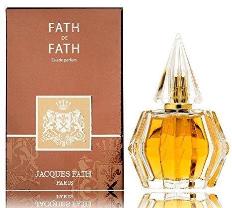 Jacques Fath Eau de Parfum Spray for Women, 3.33 Ounce by