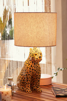Urban Outfitters Leopard Table Lamp