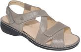 Finn Comfort Women's Leawood Soft Backstrap Sandal
