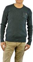 ProjekRaw Projek Raw Mens Crew Neck Long Sleeve Sweater, 2XLarge