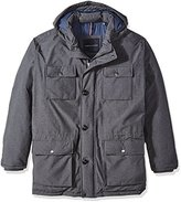 Tommy Hilfiger Men's Big Performance Hooded Field Coat