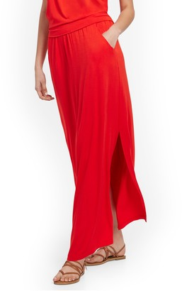 New York & Co. Pull-On Maxi Skirt - NY&C Style System