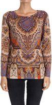 Etro Wool Blend T-shirt